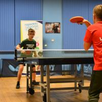West Leicester and Hinckley & Bosworth share glory in School Games table tennis