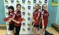 Under 13 and Under 16 Team Leicestershire Table Tennis Champions confirmed