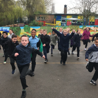 Survey results reveal activity levels of children in Leicester-Shire & Rutland