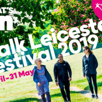 Walk Leicester Festival - Come and Celebrate Walking!