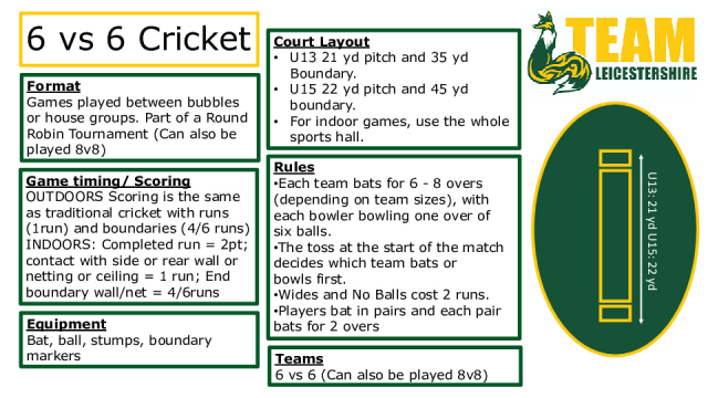 Cricket Intra Formats