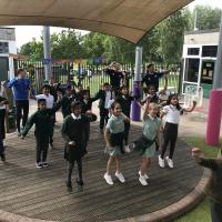 Get your School Involved with the Daily Boost Dance MAYnia Challenge